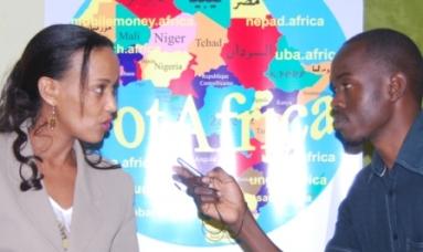 Sophia Bekele responding to Monitor News, Kampala