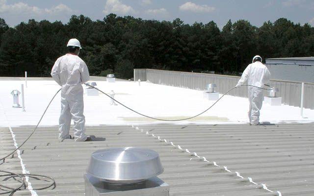 Elastomeric Flat Roof Coatings Giuseppe Fiorucci Prlog