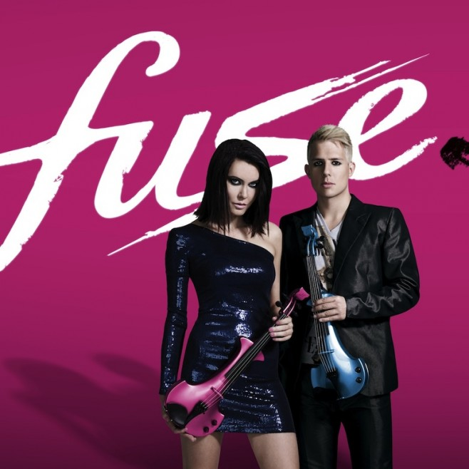 FUSE - electric violn duo Ben Lee & Linzi Stoppard