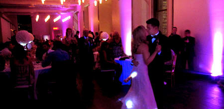 Ottawa Wedding Lighting Decor Rental Services