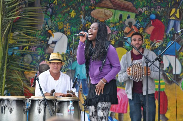 Recording Artist Iyeoka Ivie Okoawo Named Summer 2010 Big