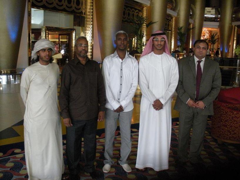 HH Sheikh Butti bin Suhail Al maktoum