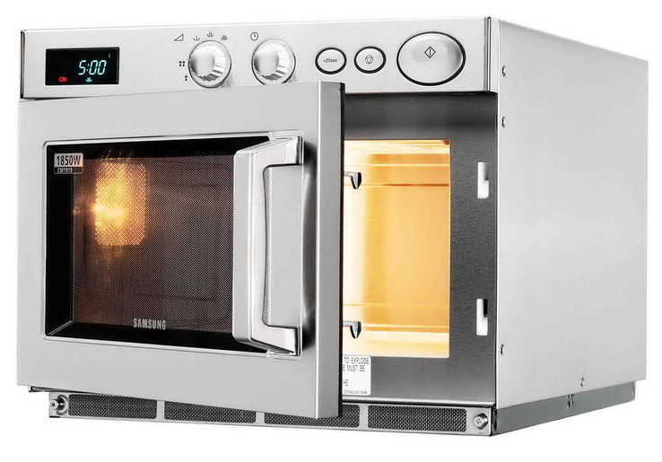 Samsung S Oversize Compacts Microwave Ovens For Multi