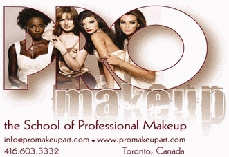 The School of Professional Makeup Toronto