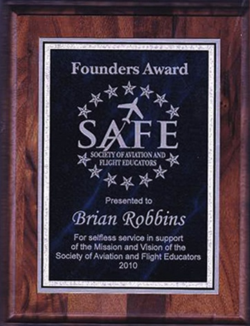 SAFE's Founders Award