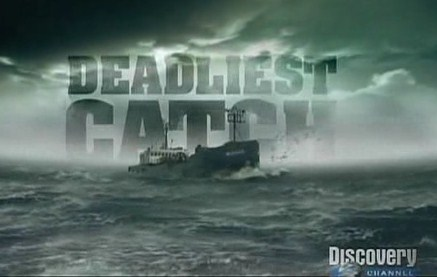 "Come Ride with ""The Deadliest Catch"" Crew 