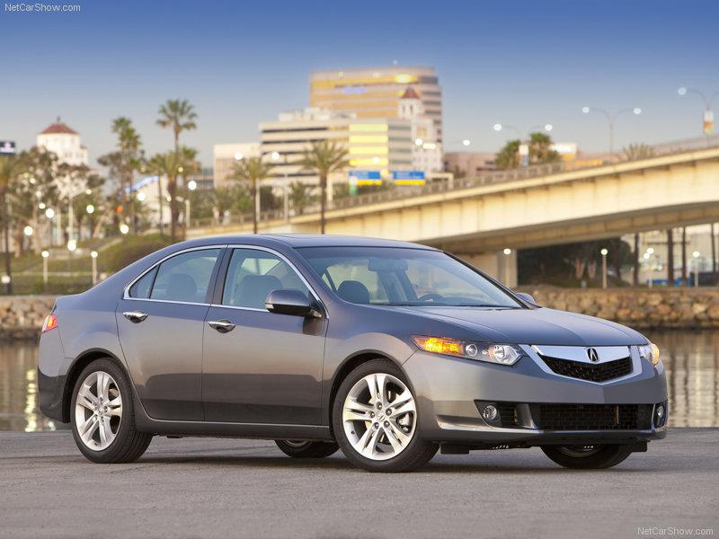 Acura-TSX V6 $5,000 Cash Discount