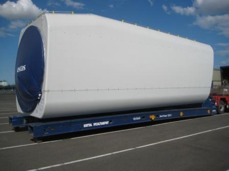 PD Ports Vestas UK turbines