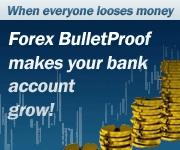 Bulletproof forex strategy