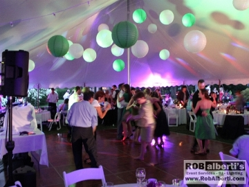 Amherst Womens Club Kara Conor Wedding - tent lighting- web & Tented Wedding - Lighting Ideas And Options -- Rob Alberti | PRLog