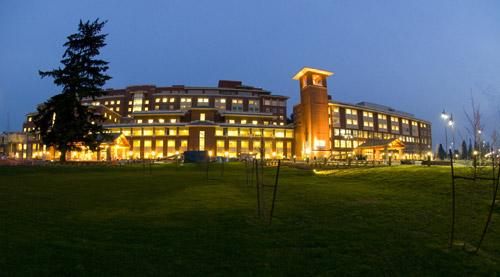 Sacred Heart Medical Center Riverbend, Eugene, OR.