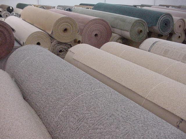Carpet Remnants in Michigan