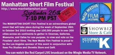 Manhattan Short Film Festival in Los Angeles