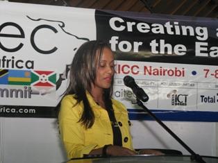 Bekele keynote address on DotAfrica @ AITECSummit