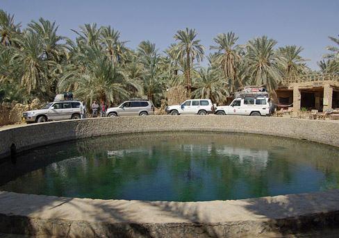 09 days 08 nights cairo alexandria siwa oasis bahariya for Luxor baths