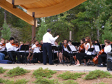 Eduardo Cedeno, Conducting Youth Orchestra