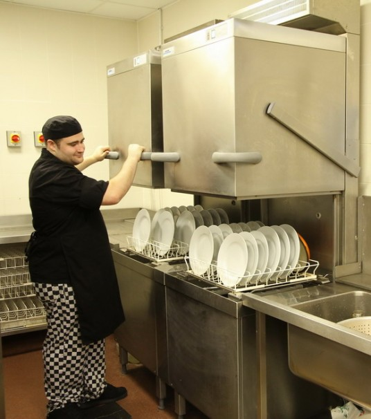 Dishwasher Restaurant