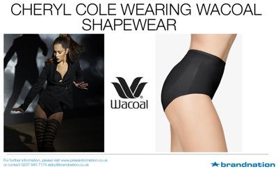 aa28c12019cf3 Cheryl Cole Wears  Wacoal  Shapewear In New Video - Promise This ...