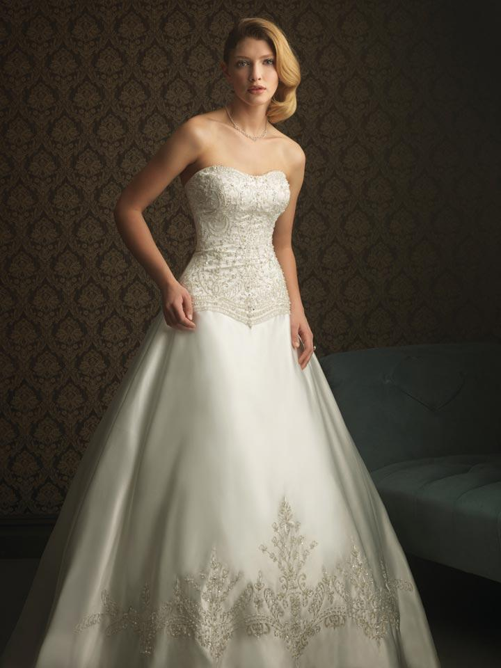 Ivory Beaded Embroider...