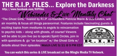 The R.I.P. Files on Mingle Media TV