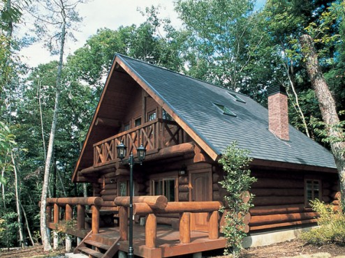 Big Foot Manufacturing Inc Joins Log Homes Council Prlog