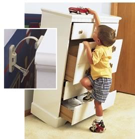 Merveilleux Furniture Brackets Help Prevent Tip Over Accidents