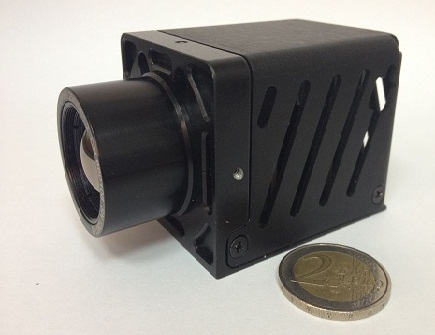 Miniature Thermal Camera for UAVs