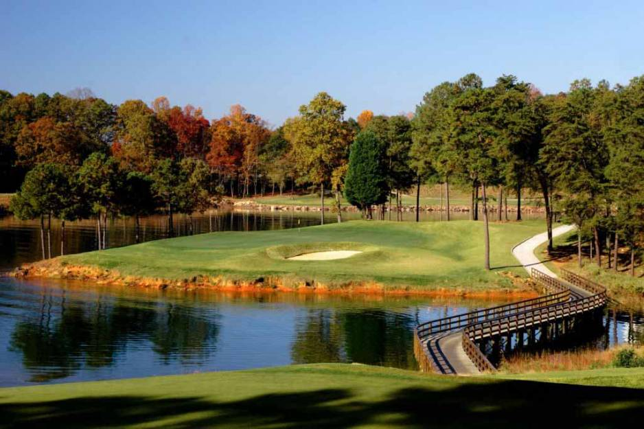 Georgia S Newest Golf Course At Lake Lanier Islands Resort
