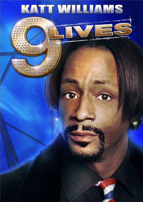 KATT 9 LIVES DVD art
