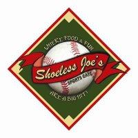 Shoeless Joes Logo