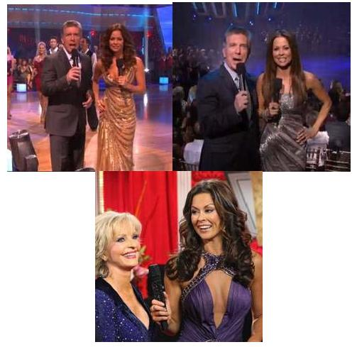 Brooke Burke wearing Jean Fares Couture!