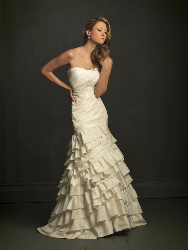 Wedding Dresses Ivory 8