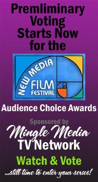 Mingle Media TV Sponsor of New Media Film Festival