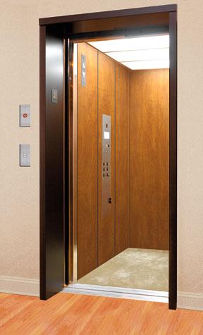 Modular LULA elevator from MEM