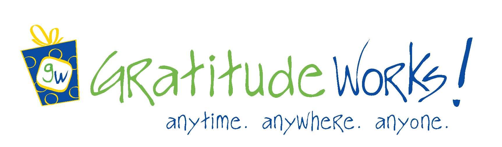 Gratitude Works - Tagline