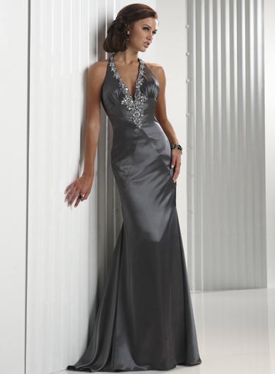 Little Black Dresses, Black Long Dress, Black Prom Gown- PromGirl