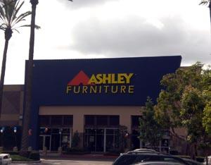 the new ashley furniture homestore in long beach