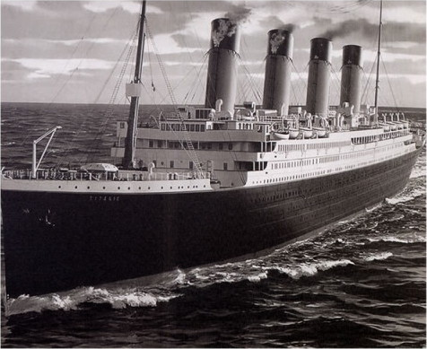 Another New Titanic Picture Trevor Mitchell Prlog