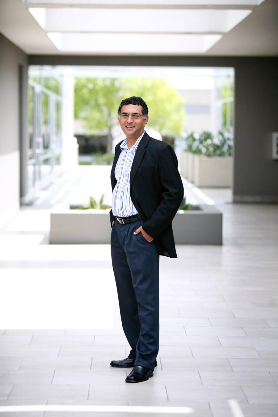 Rohit Anand, Principal, KTGY Group, Tysons Corner