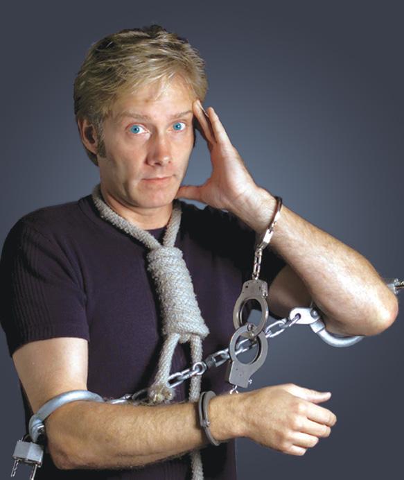 Michael Griffin America's Escape Hero