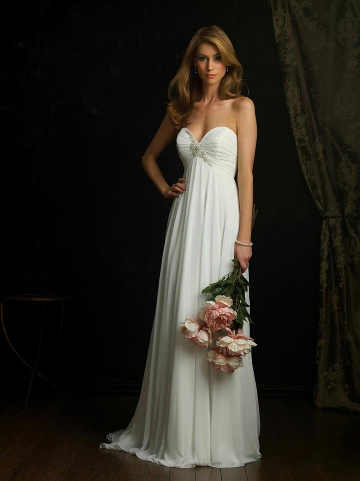Baby Doll Wedding Dress