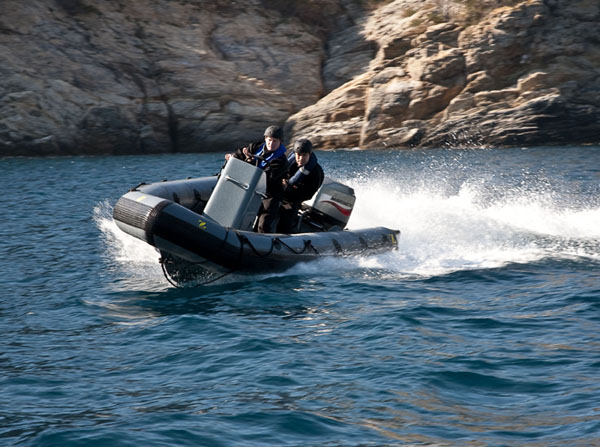 Zodiac Inflatable Boat >> Avon Searider Becomes The Zodiac Searider -- Zodiac MILPRO | PRLog