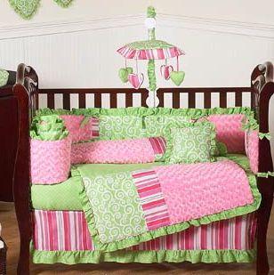 All New Olivia Baby Bedding By Jojo Designs