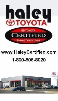 Haley Certified Center Satisfies Toyota Auto Repair