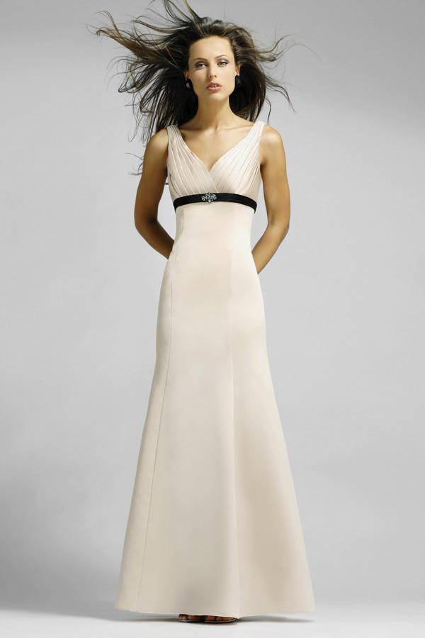 Full length bridesmaid...