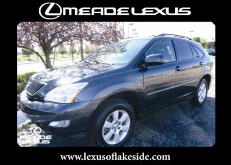 2007 lexus rx used car sale at meade lexus in metro detroit mi meade lexus of lakeside prlog. Black Bedroom Furniture Sets. Home Design Ideas