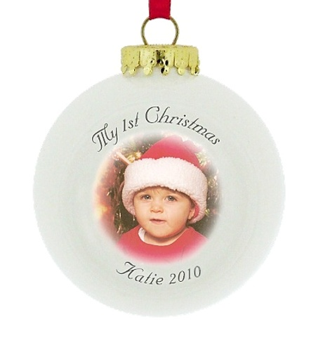 Personalised Christmas Baubles Share Festive Fun With ...