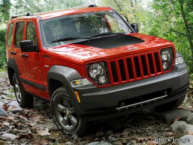 2011 Jeep Liberty Renegade SUV at Criswell Chrysler Jeep Dodge Dealer
