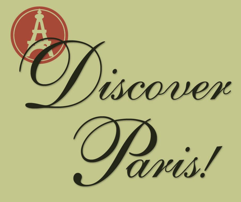 Discover Paris! logo