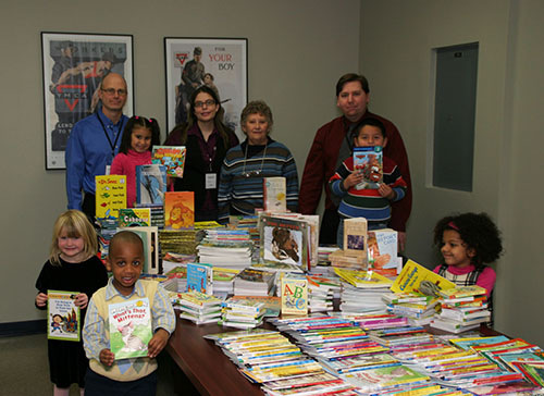 YMCA Partners With Barnes Noble 2009 Holiday Books